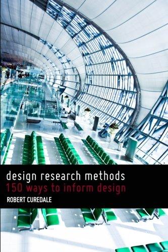 9781493714278: Design Research Methods: 150 ways to inform design