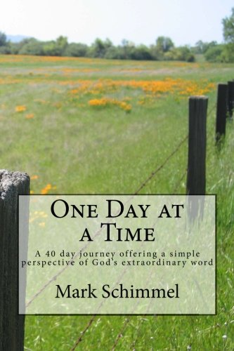 One Day at a Time: A 40 day journey offering a simple perspective of God's extraordinary word ...