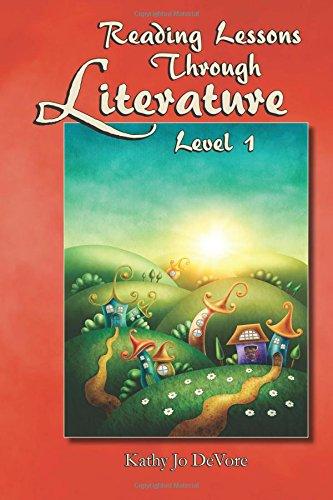 9781493714698: Reading Lessons Through Literature Level 1