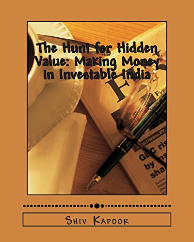 9781493720064: The Hunt for Hidden Value: Making Money in Investable India