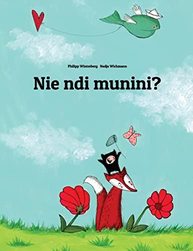 Nie Ndi Munini?: Rugano Rwa Mbica, Na: Winterberg, Philipp
