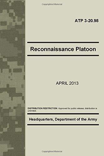 9781493732159: Reconnaissance Platoon ATP 3-20.98