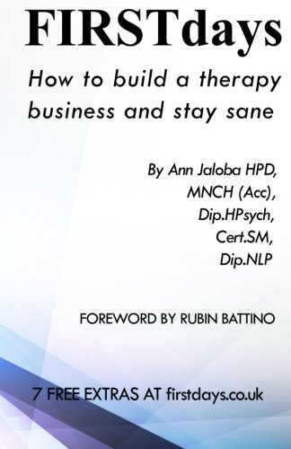 Firstdays: How to set up and maintain: Jaloba, Ann