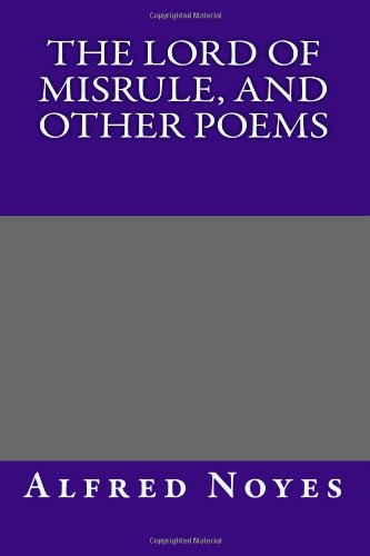 9781493749393: The Lord of Misrule, and Other Poems