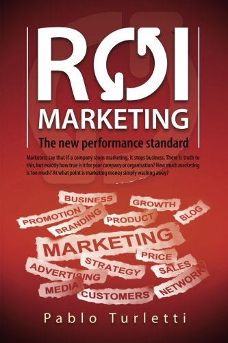 9781493759293: ROI Marketing.: The new Performance Standard