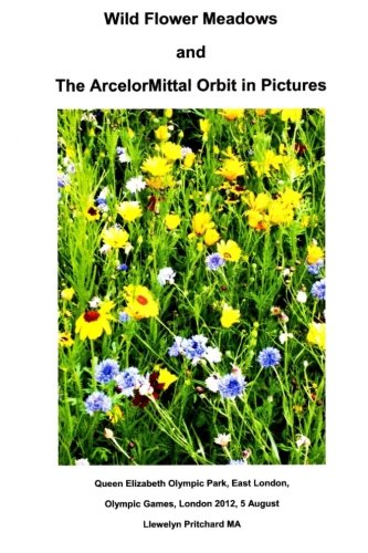 9781493761869: Wild Flower Meadows and the ArcelorMittal Orbit in Pictures: Olympic Legacy (Photo Albums) (Finnish Edition)