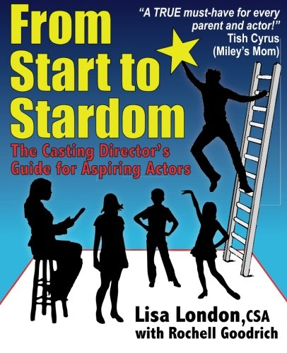 From Start to Stardom: The Casting Director's: London CSA, Lisa