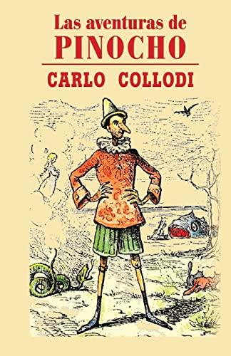 9781493790074: Las aventuras de Pinocho (Spanish Edition)
