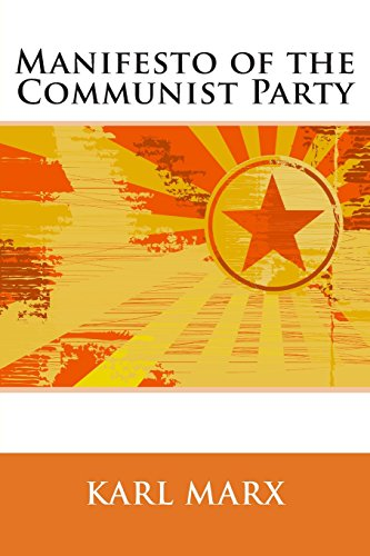 Manifesto of the Communist Party: Marx, Karl