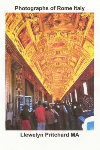 9781493795826: Photographs of Rome Italy (Photo Albums) (Hindi Edition)