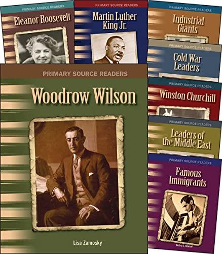 9781493808076: Biographies: 20th Century 8-Book Set (Social Studies Readers)