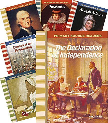 9781493808083: Biographies: Early America 8-Book Set (Social Studies Readers)