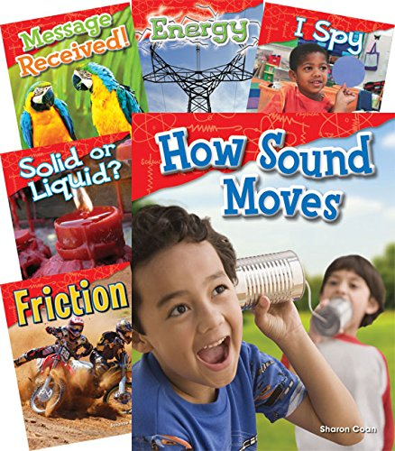 9781493808335: Essential Physical Science Concepts 15-Book Set (Teacher Created Materials Library)