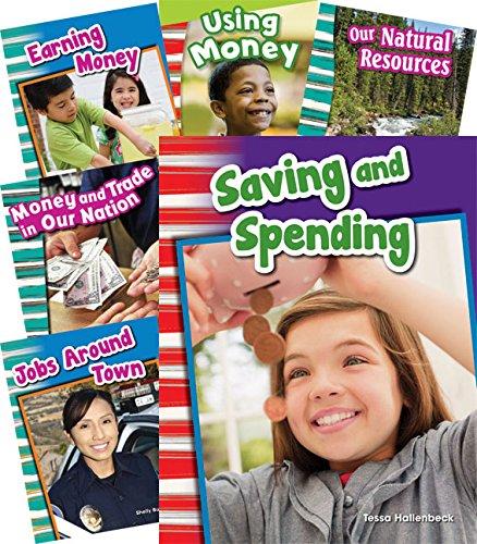 9781493808434: Learning Economics 10-Book Set (Social Studies Readers)