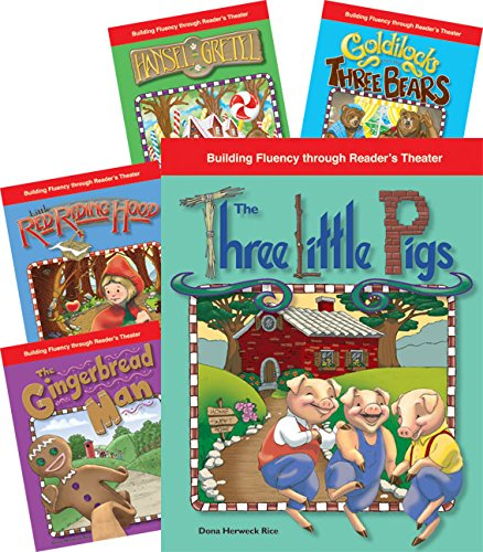 9781493808540: Reader's Theater: Fairy Tales 5-Book Set