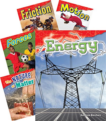 9781493810222: Physical Science Grade 2: 5-Book Set (Science Readers)