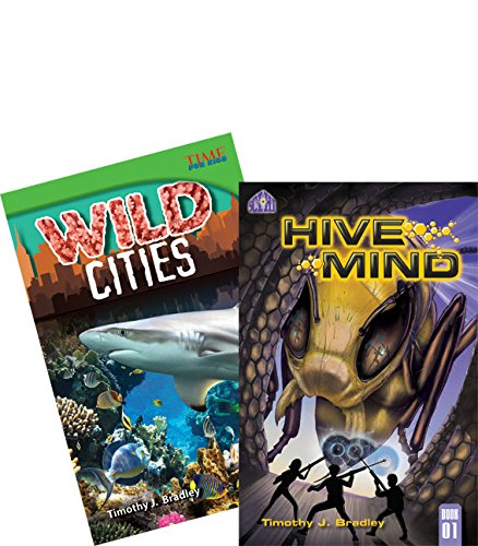 9781493811175: Hive Mind and Wild Cities 2-Book Bundle (Classroom Library Collections)