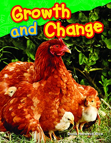 9781493811496: Growth and Change (Library Bound) (Science Readers: Content and Literacy)