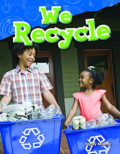 9781493811601: We Recycle (Library Bound) (Science Readers: Content and Literacy)