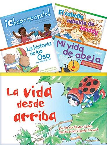 9781493812707: Literary Text Grade 1 Readers Spanish Set 3 10-Book Set (Fiction Readers) (Spanish Edition)