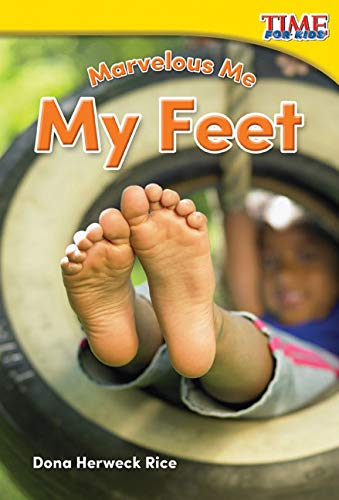 9781493821495: Marvelous Me: My Feet (TIME FOR KIDS Nonfiction Readers)