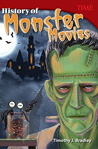 9781493835966: History of Monster Movies (TIME FOR KIDS® Nonfiction Readers)