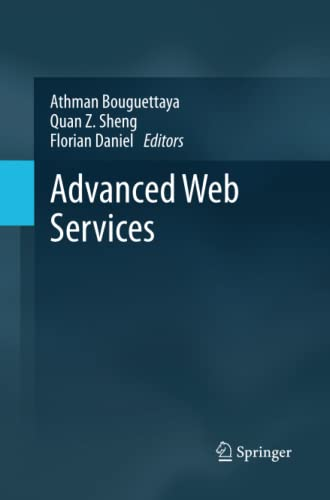 9781493900718: Advanced Web Services