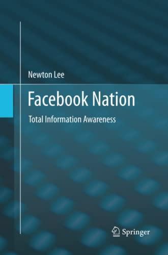 9781493902095: Facebook Nation: Total Information Awareness