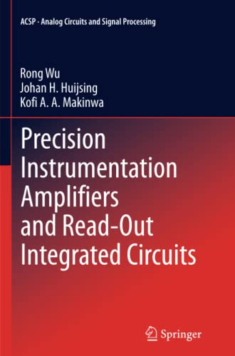 9781493902286: Precision Instrumentation Amplifiers and Read-Out Integrated Circuits (Analog Circuits and Signal Processing)