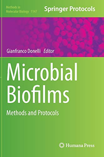 9781493904662: Microbial Biofilms: Methods and Protocols