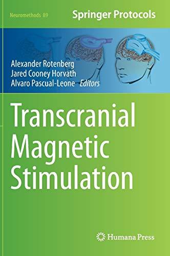 Transcranial Magnetic Stimulation (Neuromethods)