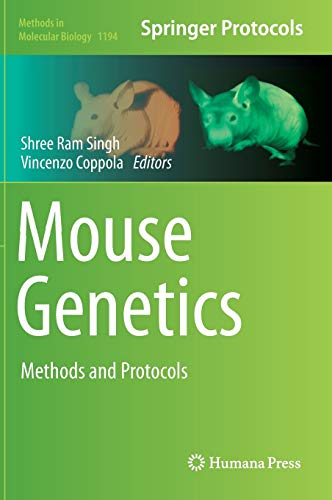9781493912148: Mouse Genetics: Methods and Protocols (Methods in Molecular Biology)