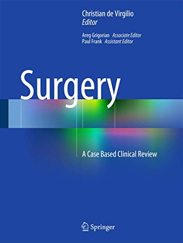 9781493917259: Surgery: A Case Based Clinical Review