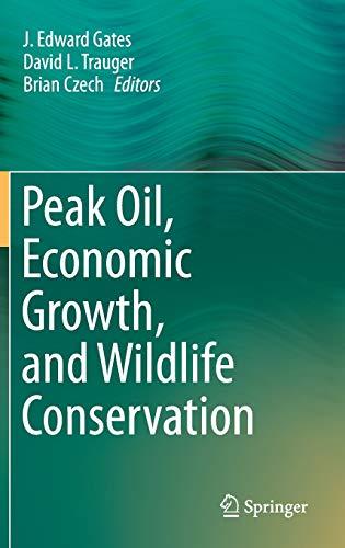 9781493919536: Peak Oil, Economic Growth, and Wildlife Conservation