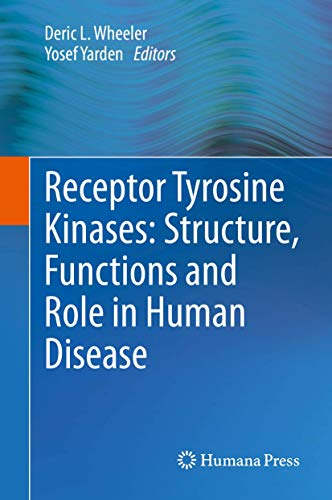 9781493920525: Receptor Tyrosine Kinases: Structure, Functions and Role in Human Disease