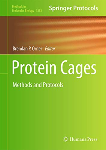 Protein Cages: Brendan P. Orner