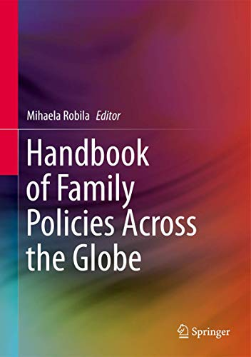 9781493922253: Handbook of Family Policies Across the Globe