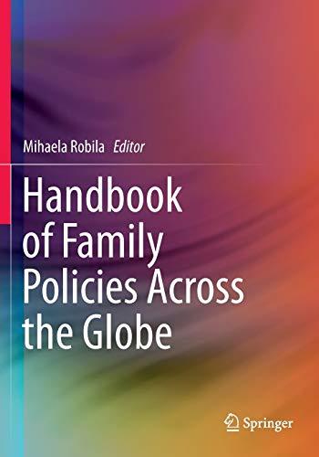 9781493922253: Handbook of Family Policies Across the Globe