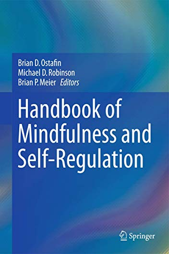 9781493922628: Handbook of Mindfulness and Self-Regulation