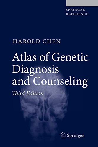 9781493924028: Atlas of Genetic Diagnosis and Counseling