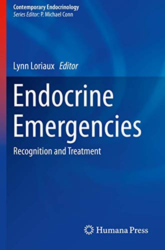 9781493924189: Endocrine Emergencies: Recognition and Treatment (Contemporary Endocrinology)