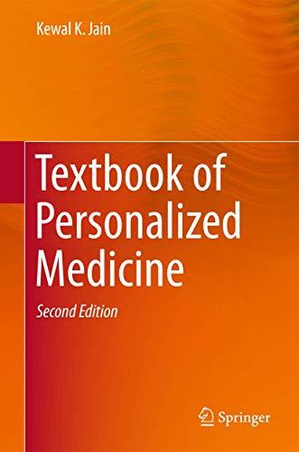Textbook of Personalized Medicine: Kewal K. Jain