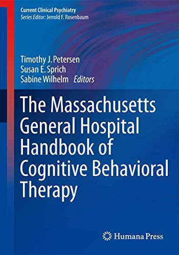 9781493926046: The Massachusetts General Hospital Handbook of Cognitive Behavioral Therapy (Current Clinical Psychiatry)