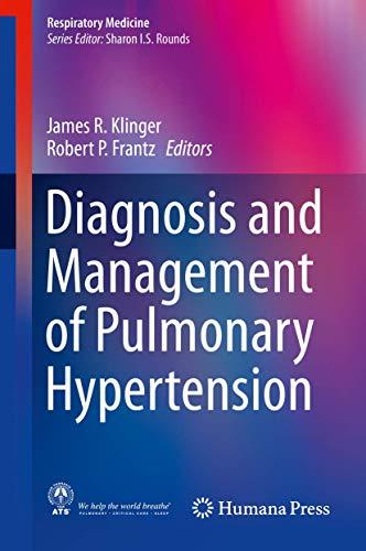 Diagnosis and Management of Pulmonary Hypertension (Hardback)