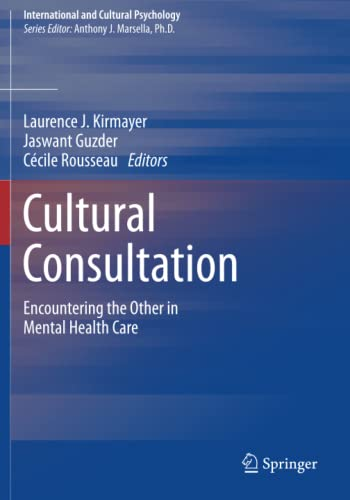 9781493926923: Cultural Consultation: Encountering the Other in Mental Health Care (International and Cultural Psychology)