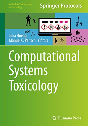 9781493927777: Computational Systems Toxicology