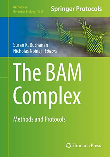 9781493928705: The Bam Complex: Methods and Protocols