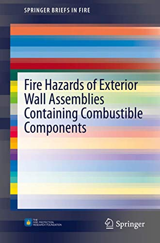 9781493928972: Fire Hazards of Exterior Wall Assemblies Containing Combustible Components (SpringerBriefs in Fire)
