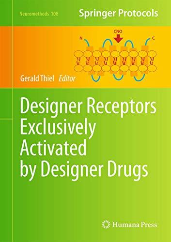 9781493929436: Designer Receptors Exclusively Activated by Designer Drugs (Neuromethods)