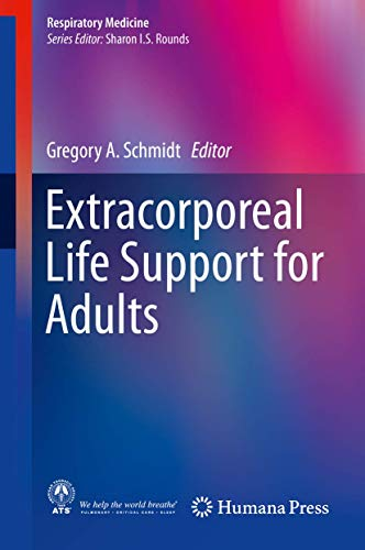 9781493930043: Extracorporeal Life Support for Adults (Respiratory Medicine)